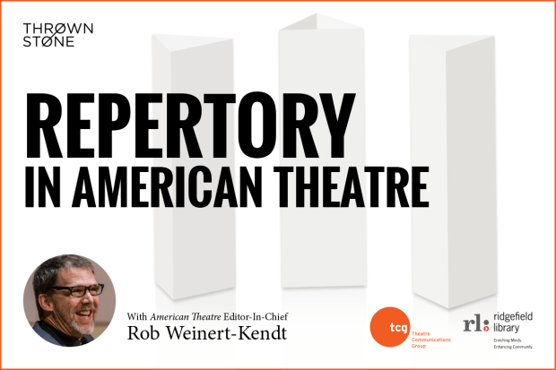 Repertory in American Theatre