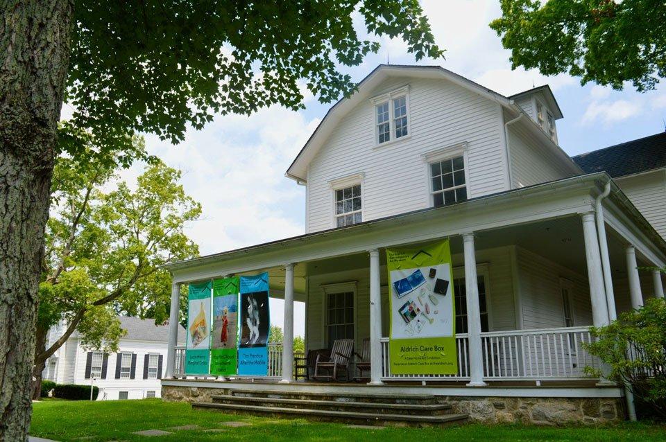 The Suburbs: The Aldrich Contemporary Art Museum