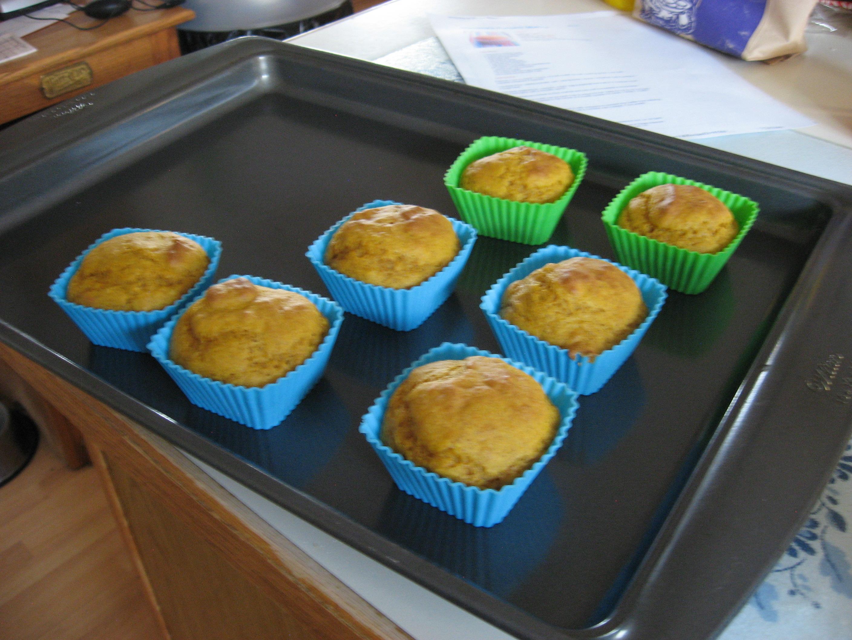 Mmmmm...muffins.