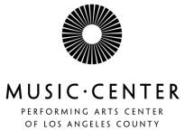 The Music Center Los Angeles logo