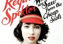 Regina Spektor - What We Saw From The Cheap Seats album cover artwork