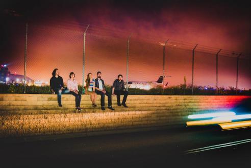 Indie Rock band, Ghost Pressure