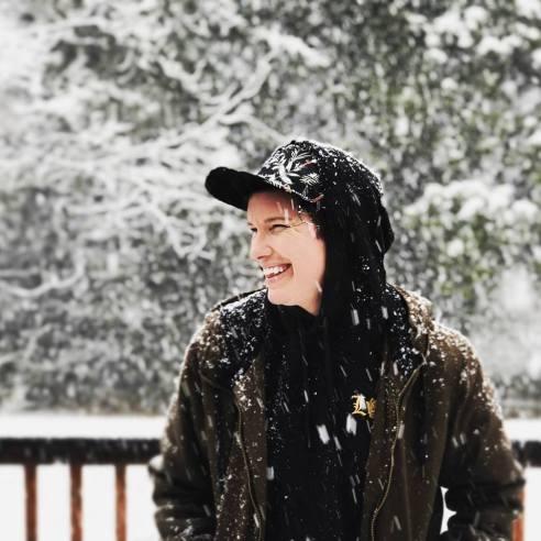 Fort Collins, CO singer-songwriter, Sarah Slaton
