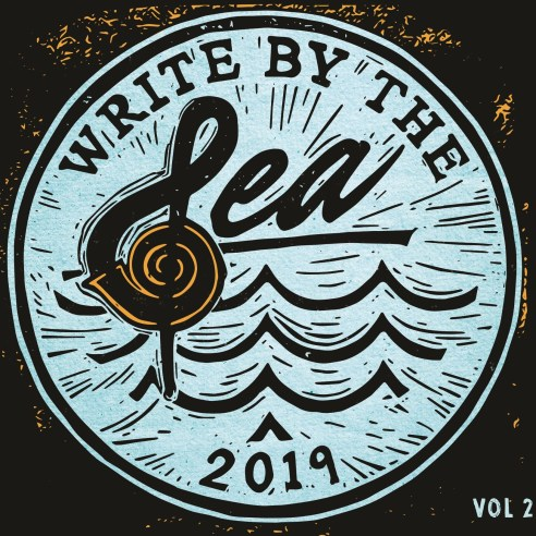 """Cover art for """"Write By The Sea Vol. 2"""""""
