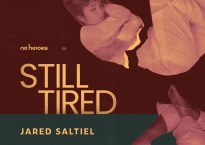 "Cover art for Jared Satiel's new single, ""Still Tired"""