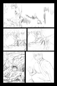Thru Issue 4 Page 5 Pencils