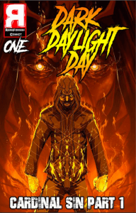 Dark Daylight Day Cover