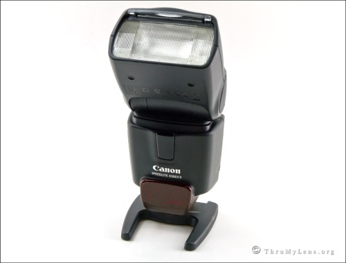 A Review of the Canon Speedlite 430EXII