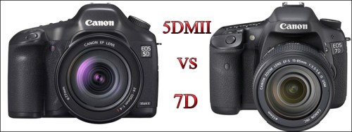 REVIEW:  The Canon 5D Mark II & The Canon 7D Compared
