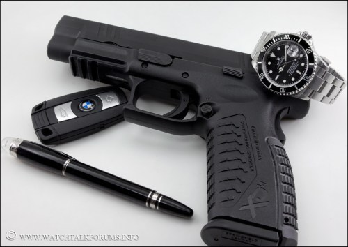 Some Gun & Watch Photos To Share