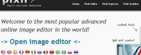 Pixlr.com and Pixl Grabber – Online Image Editing