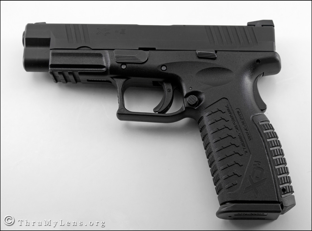 Review of the Springfield Armory XD(m) 9mm | ThruMyLens