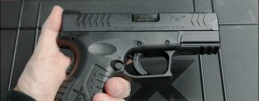Review of the Springfield Armory XD(m) 3.8 9mm Compact