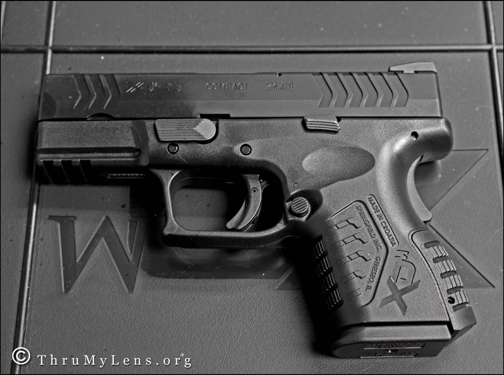 Review of the Springfield Armory XD(m) 9mm Compact | ThruMyLens