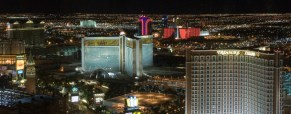 One Year Anniversary Trip To Las Vegas!
