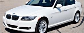 My New 2011 BMW 335i