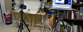 Experimenting With Tethering In The Studio