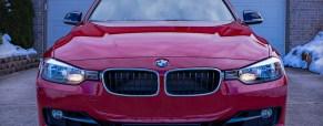 My Wife's 2013 BMW 328i Sport
