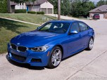 The Delivery of My 2013 BMW 335i M-Sport