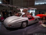 A Tour Of The Mercedes-Benz Museum In Stuttgart, Germany