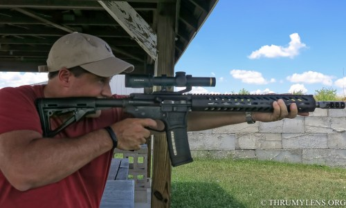 Thanks to 3 Gun, I'm shooting my AR-15 better than ever!