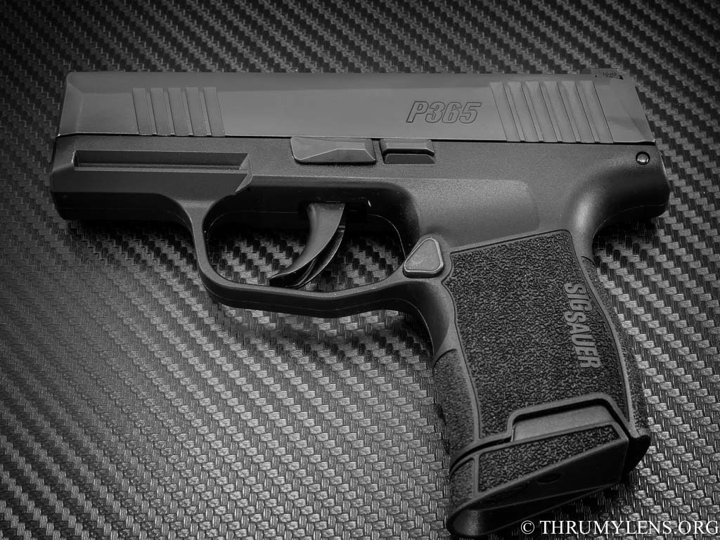Review of the SIG Sauer P365 | ThruMyLens