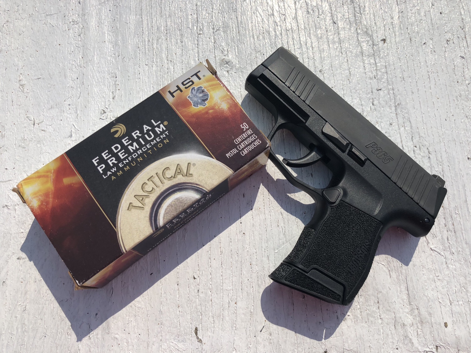 Which Defensive Ammo Is Best For the SIG Sauer P365