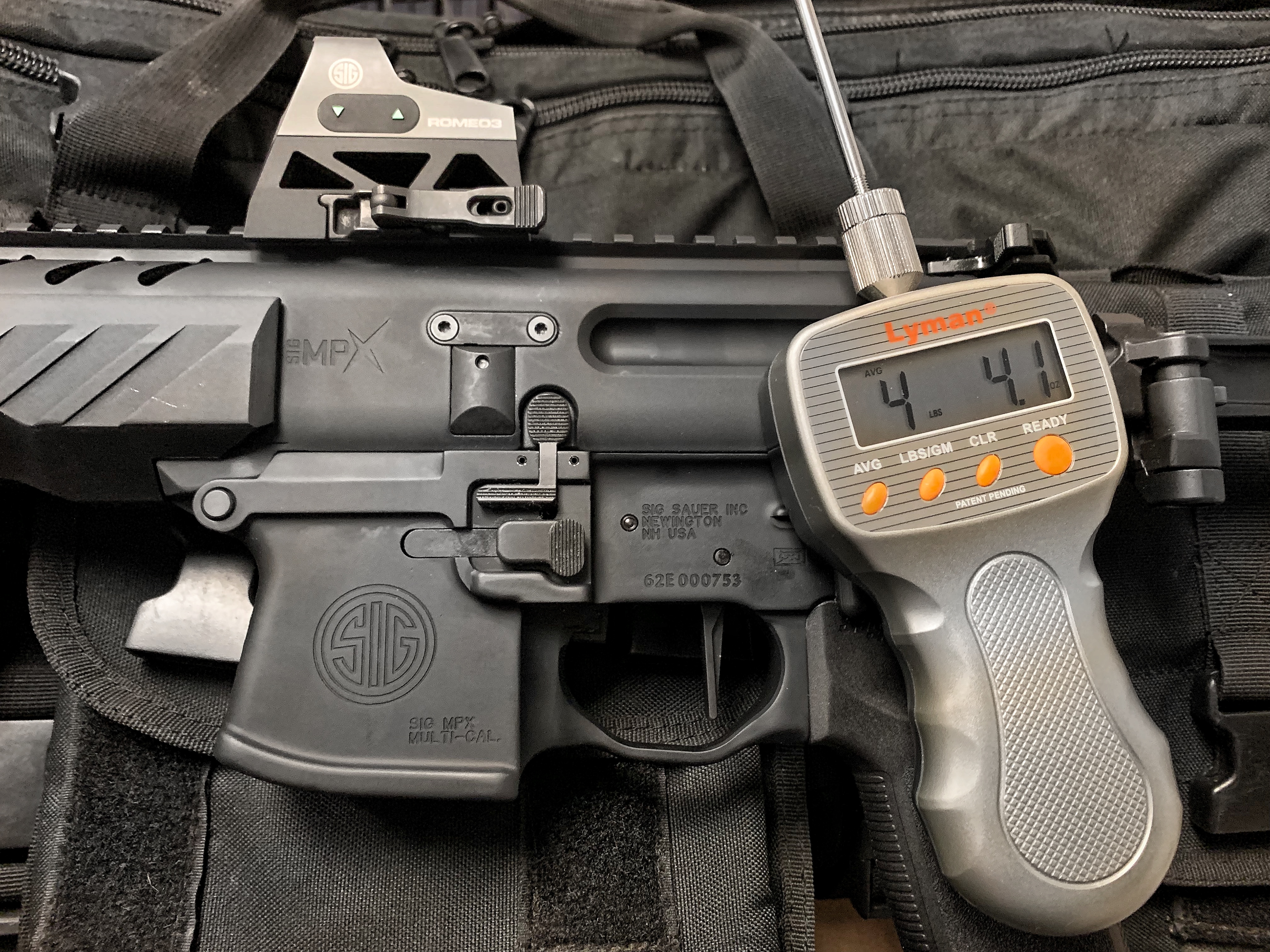 Review of the SIG Sauer MPX PCC | | ThruMyLens