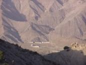 Weiler im Distrikt Waza Dzadran, Paktia. Foto: Thomas Ruttig (2004).