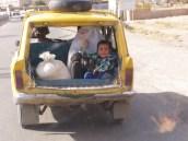 Örtlicher Nahverkehr in Pul-e Chumri