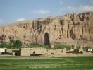 Blick auf einer der zerstörten Buddhastatuen von Bamian. Alle Fotos: Thomas Ruttig
