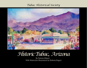 Book cover - Tubac History