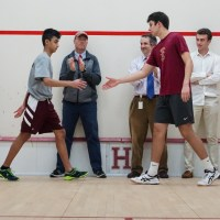 Squash looks to claim all three titles