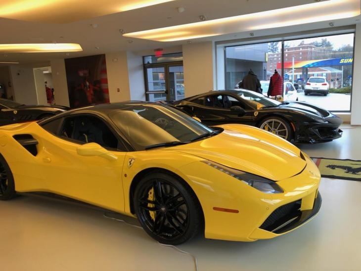 The Unusual History Of Rosemont S Algar Ferrari The Index