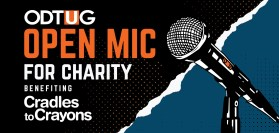 ODTUG Open Mic for Charity September 28 -30  Join us!