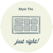 Style Tiles, una plantilla para mostrar el estilo gráfico de tu proyecto web