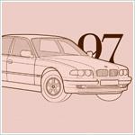 Para geeks con estilo: Los autos de James Bond [infografía]
