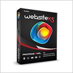 WebSite X5 Professional 10, para crear sitios web fácilmente sin sacrificar prestaciones
