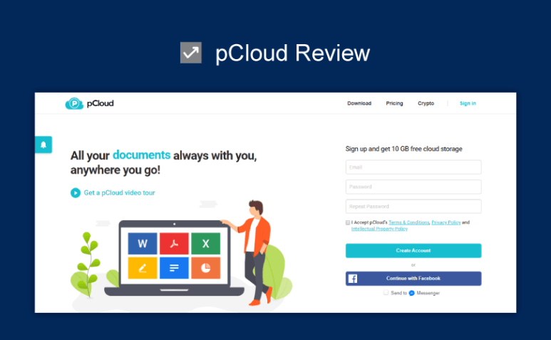Pcloud Review
