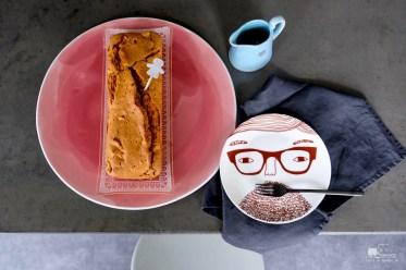 Een heerlijke smaak heeft deze pompoencake en dan zit hij ook nog bomvol vitamines.