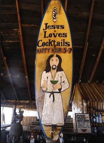 GPS of Jesus?