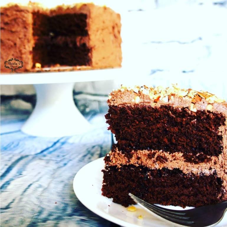 chocolate cake revised- 2