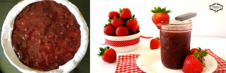 strawberry cake -6