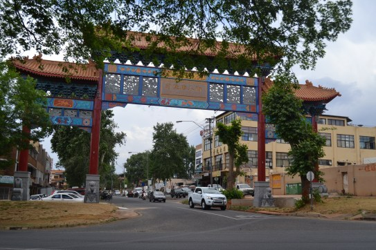 Cyrildene used to be a predominantly Jewish suburb but has since become Chinatown where you will find Chinese South Africans most of whim speak Cantonese, English and Hakka. Photo: Thuletho Zwane