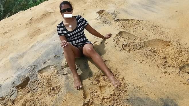 Anjena Kirti open nude boobs sex photos