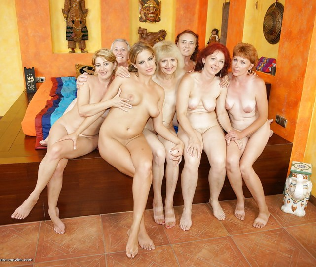 Big Lesbian Orgy With Grannies And Young Girls Part 3 78 Pics Xhamster Com