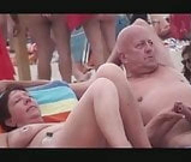 Nude Beach Lewd Couples Public Exhiibitions