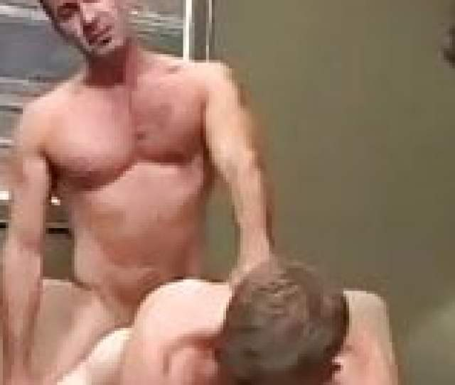 Daddy Big Dick Barebacking His Boy