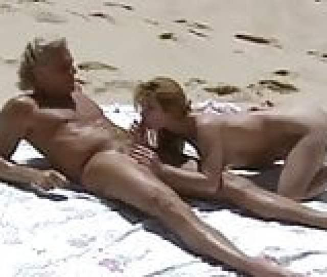 Beach Sex Scene From Retro Movie Xxx