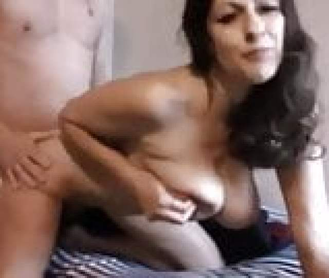 Step Mom Sneaks In For A Quick Fuck